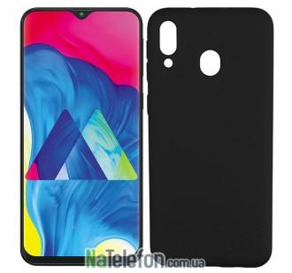 Чехол Original Soft Case Samsung M105 Galaxy M10 Чёрный FULL