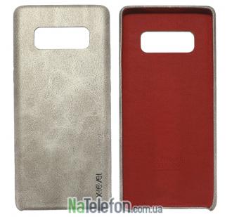 Чехол X-Level Vintage series для Samsung N950 Galaxy Note 8 Gold