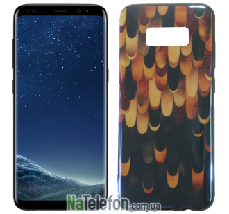 Чехол U-Like Picture series для Samsung G955 Galaxy S8 Plus Lights