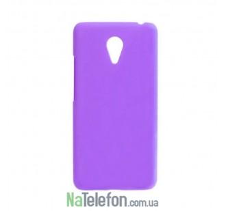 Силиконовый чехол Original Silicon Case Samsung J700 (J7) Violet
