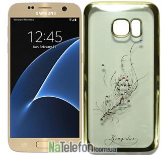 Чехол Beckberg Breathe seria для Samsung G930 Galaxy S7 Firebird