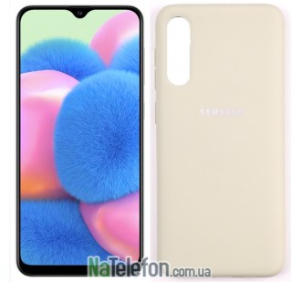 Чехол Original Soft Case для Samsung A30s 2019 Серый FULL