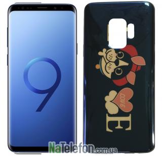 Чехол U-Like Picture series для Samsung G960 Galaxy S9 Love Balck