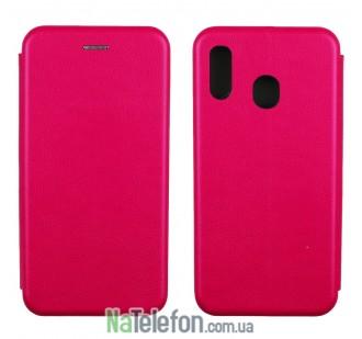 Чехол книжка U-Like Best для Samsung A405 Galaxy A40 2019 Pink