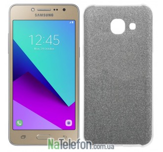 Чехол Remax Glitter Silicone Case для Samsung A5 (2016) A510 Black
