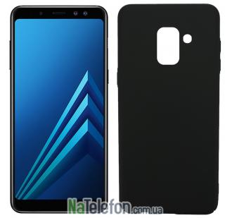 Чехол X-Level Hero series для Samsung A730 Galaxy A8+ (2018) Black