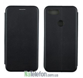 Чехол книжка U-Like Best для Xiaomi Mi8 Lite Black