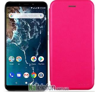 Чехол книжка U-Like Best для Xiaomi Mi6x/Mi A2 Pink