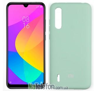 Чехол Original Soft Case для Xiaomi Mi9 Lite Голубой FULL