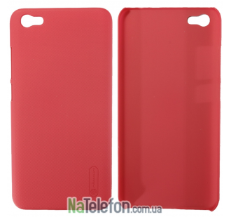Пластиковый чехол NILLKIN Super Frosted Shield Xiaomi Redmi Note 5a Red