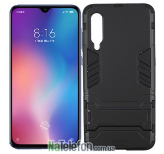 Чехол HONOR Hard Defence Series для Xiaomi Mi9 Black