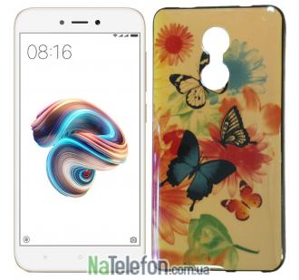 Чехол U-Like Picture series для Xiaomi Redmi Note 4x Butterfly