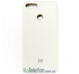 Чехол Original Soft Case для Xiaomi Mi5x/A1 Серый
