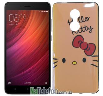 Чехол U-Like Picture series для Xiaomi Redmi Note 4x Hello Kitty