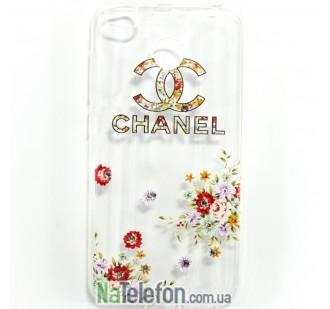 Чехол Lucent Diamond для Xiaomi Redmi 4x Chanel
