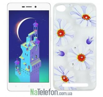 Чехол Lucent Diamond для Xiaomi Redmi 3 Daisy (Blue)