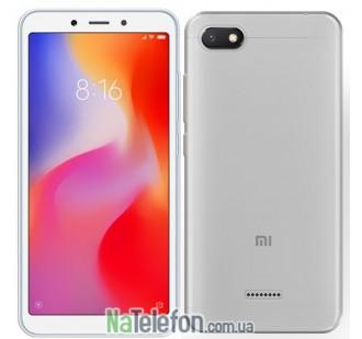 Чехол Ultra-thin 0.3 для Xiaomi Redmi 6a White