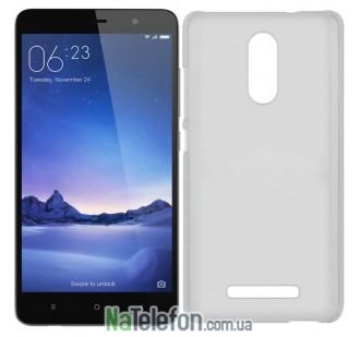 Чехол Ultra Thin Silicone Remax 0.2 mm для Xiaomi Redmi Note 3 Black