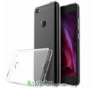 Чехол Ultra-thin 0.3 для Xiaomi Redmi Note 5a White