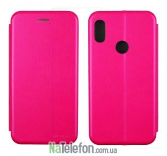 Чехол книжка U-Like Best для Xiaomi Redmi Note 5/Note 5 Pro Pink