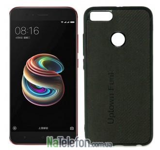 Чехол-накладка Monoton Xiaomi Redmi 5X/A1 Black