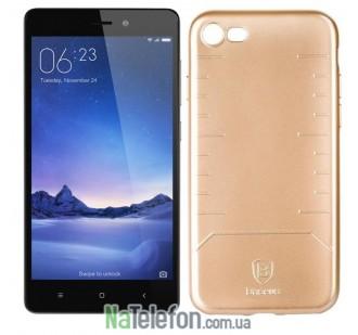 Чехол Baseus Glory Seria для Xiaomi Redmi 3s/3x/3 Pro Gold