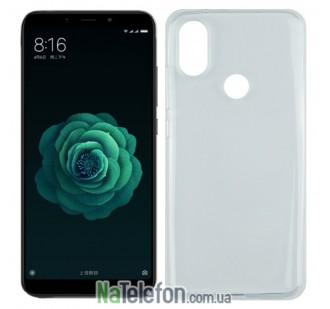 Чехол Ultra-thin 0.3 для Xiaomi Mi6x/Mi A2 White