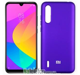 Чехол Original Soft Case для Xiaomi Mi9 Lite Фиолетовый FULL