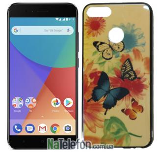 Чехол U-Like Picture series для Xiaomi Mi 5x/A1 Butterfly