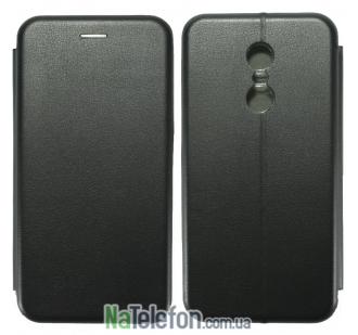 Чехол книжка U-Like Best для Xiaomi Redmi 5 Plus Black