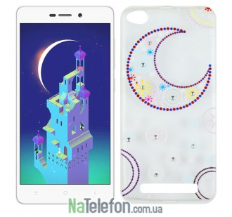 Чехол Lucent Diamond Case для Xiaomi Redmi 4a La Luna