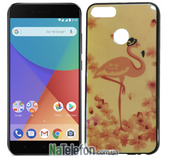 Чехол U-Like Picture series для Xiaomi Mi 5x/A1 Flamingo