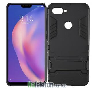 Чехол HONOR Hard Defence Series для Xiaomi Mi8 Lite Black