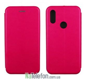 Чехол книжка U-Like Best для Xiaomi Redmi Note 7 Pink
