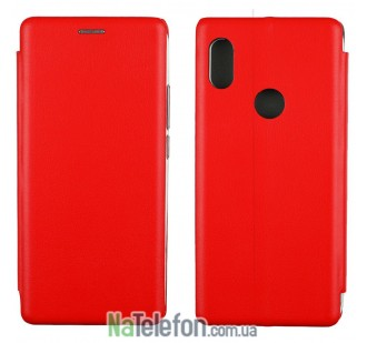Чехол книжка U-Like Best для Xiaomi Redmi S2 Red