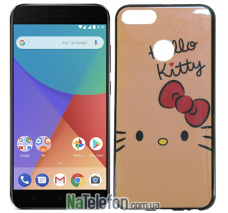 Чехол U-Like Picture series для Xiaomi Mi 5x/A1 Hello Kitty