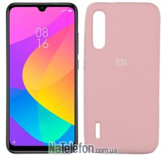 Чехол Original Soft Case для Xiaomi Mi A3 Розовый FULL