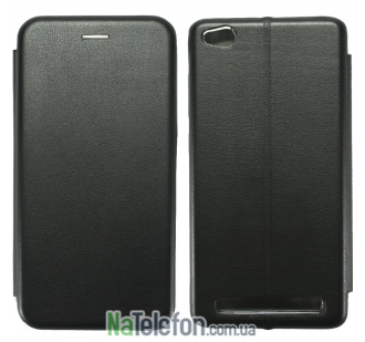 Чехол книжка U-Like Best для Xiaomi Redmi 5a/Redmi Go Black