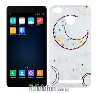 Чехол Lucent Diamond Case для Xiaomi Redmi 3s/3x/3 Pro La Luna