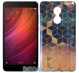Чехол U-Like Picture series для Xiaomi Redmi Note 4x Cube