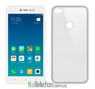 Чехол Ultra-thin 0.3 для Xiaomi Redmi Note 5a Prime White