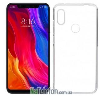 Чехол Original Soft Case для Xiaomi Mi8 KST прозрачный