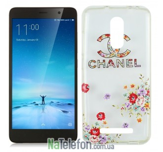Чехол Lucent Diamond Case для Xiaomi Redmi Note 3 Chanel