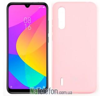 Чехол Original Soft Case для Xiaomi Mi9 Lite Розовый FULL