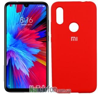 Чехол Original Soft Case для Xiaomi Mi Play Красный FULL