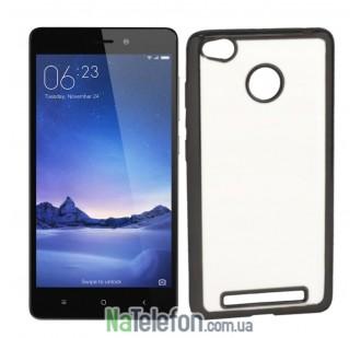 Чехол Remax Air Series для Xiaomi Redmi 3s/3x/3 Pro Black