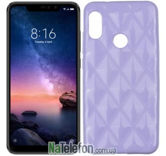 Чехол Baseus Rhombus Case для Xiaomi Redmi 6 Pro/Mi A2 Lite Violet