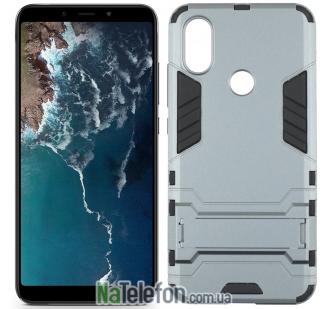 Чехол HONOR Hard Defence Series для Xiaomi Mi6x/Mi A2 Space Gray