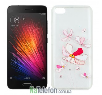 Чехол Lucent Diamond Case для Xiaomi Mi5 Iris (Pink)