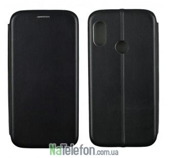 Чехол книжка U-Like Best для Xiaomi Redmi 6 Pro/Mi A2 Lite Black